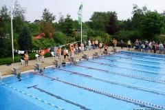 2009 - 2. Kropp-Triathlon